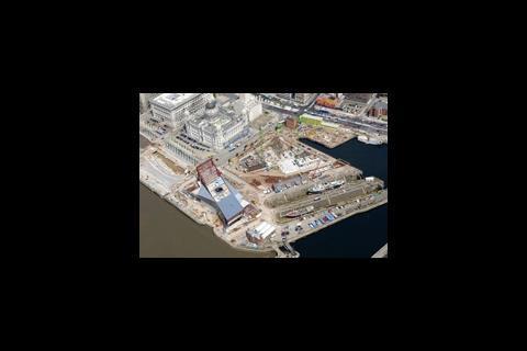 Pier Head development, Liverpool